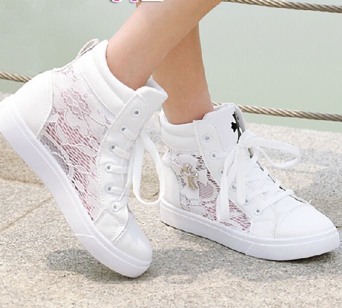 Summer casual shoes canvas shoes flat bottom