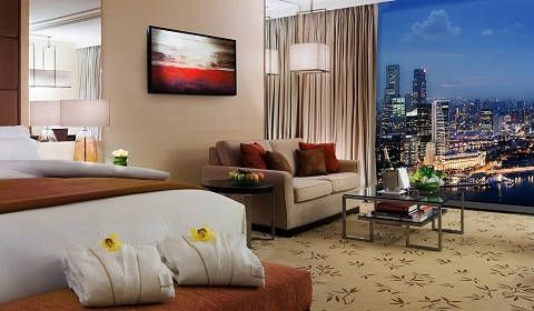 Singapore Hotel Accomodation - Marina Bay Sands Rooms & Suites