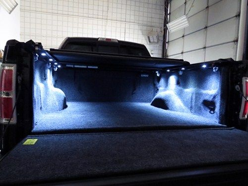 TruXedo B-Light LED Lighting System for Truck Beds - perfect for helping you load up the truck in the darkness of those early mornings