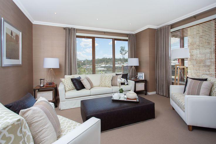 Stanten - Simonds Homes #interiordesign #livingroom