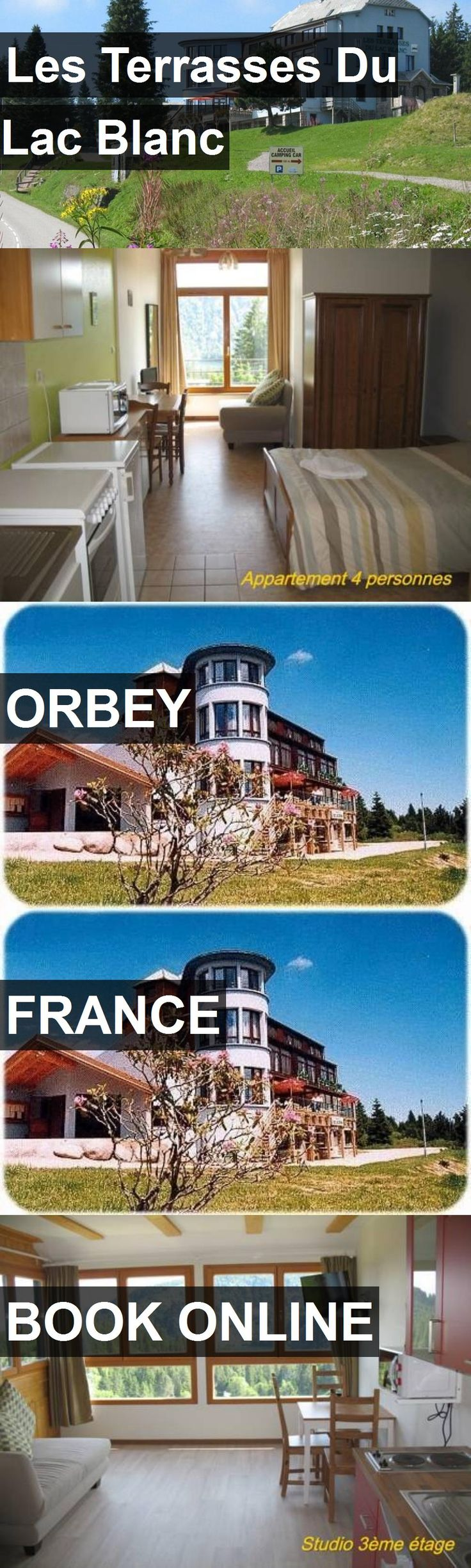 Hotel Les Terrasses Du Lac Blanc in Orbey, France. For more information, photos, reviews and best prices please follow the link. #France #Orbey #LesTerrassesDuLacBlanc #hotel #travel #vacation