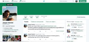 Twitter-marketing voor startende ondernemers