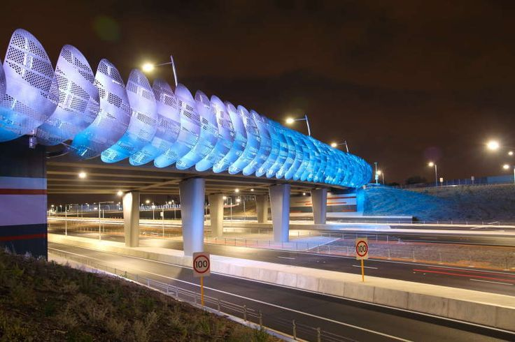 Lighting a pathway to the Perth Airport - Bookmarc Online