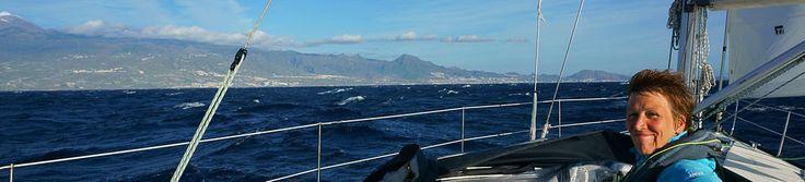 Kanaren Segeln, Segelreisen zum Mitsegeln Kanarische Inseln