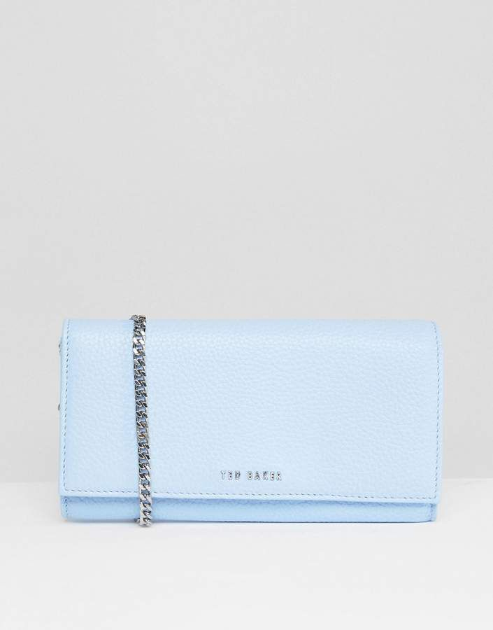 6ea3c438387 Ted Baker Textured Leather Cross Body Purse Bag | Bags wishlist ...
