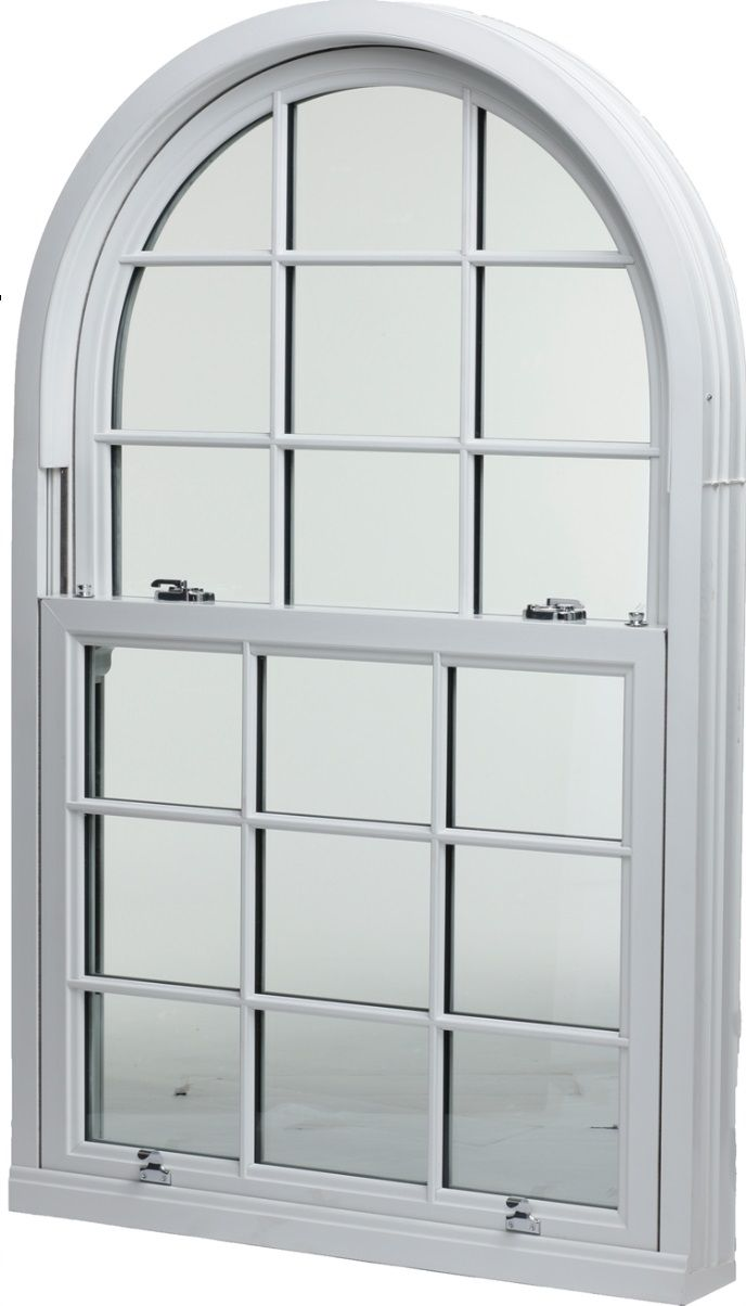 Upvc bathroom window - Beautifully Stylish Synseal Arched Upvc Traditional Style Sliding Sash Windows With Georgian Bar Available At