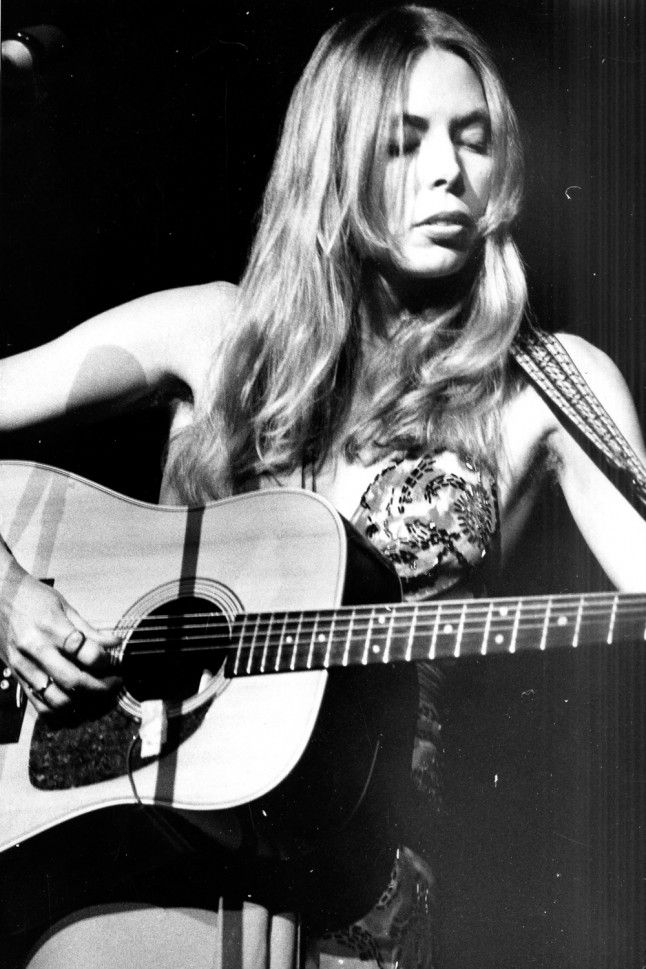 Her confessional lyrics and haunting voice have inspired artists from Taylor Swift to Madonna. But it was a tragic secret that gave Joni Mitchell her voice.