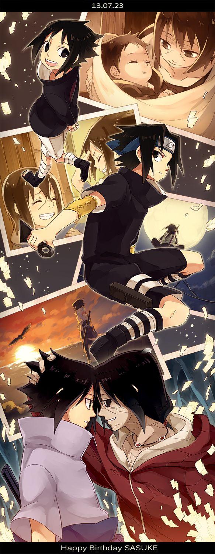 Tags: Anime, Fanart, NARUTO, Uchiha Sasuke, Pixiv