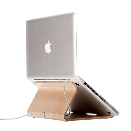 Laptop and Tablet Stand by About Blank | MONOQI #bestofdesign