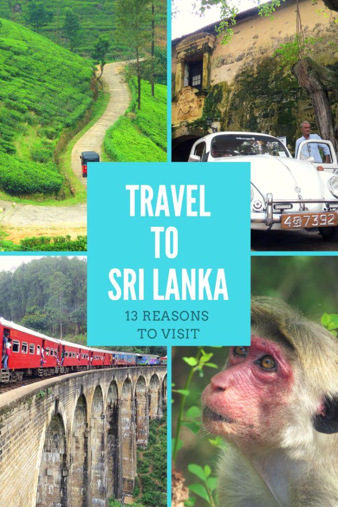 Travel To Sri Lanka Because… | Going Somewhere Slowly