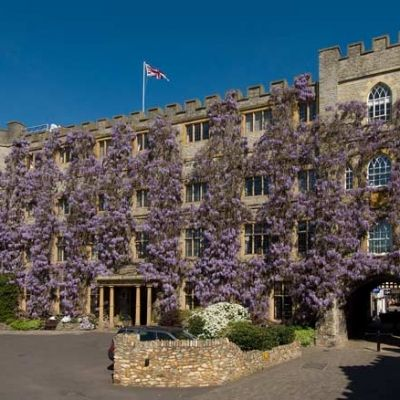 Calling all fine dining fiends, we've an overnight stay for two at The Castle Hotel in Taunton, complete with an evening feast cooked by top chefs for the taking