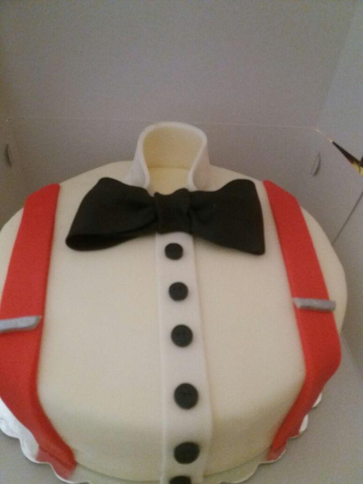 a gent's cake