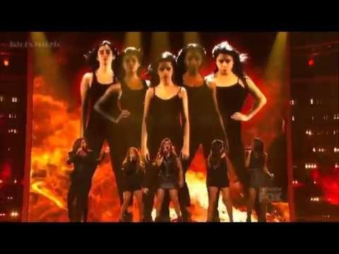 Fifth Harmony-Stronger (Kelly Clarkson) The X Factor USA 2012