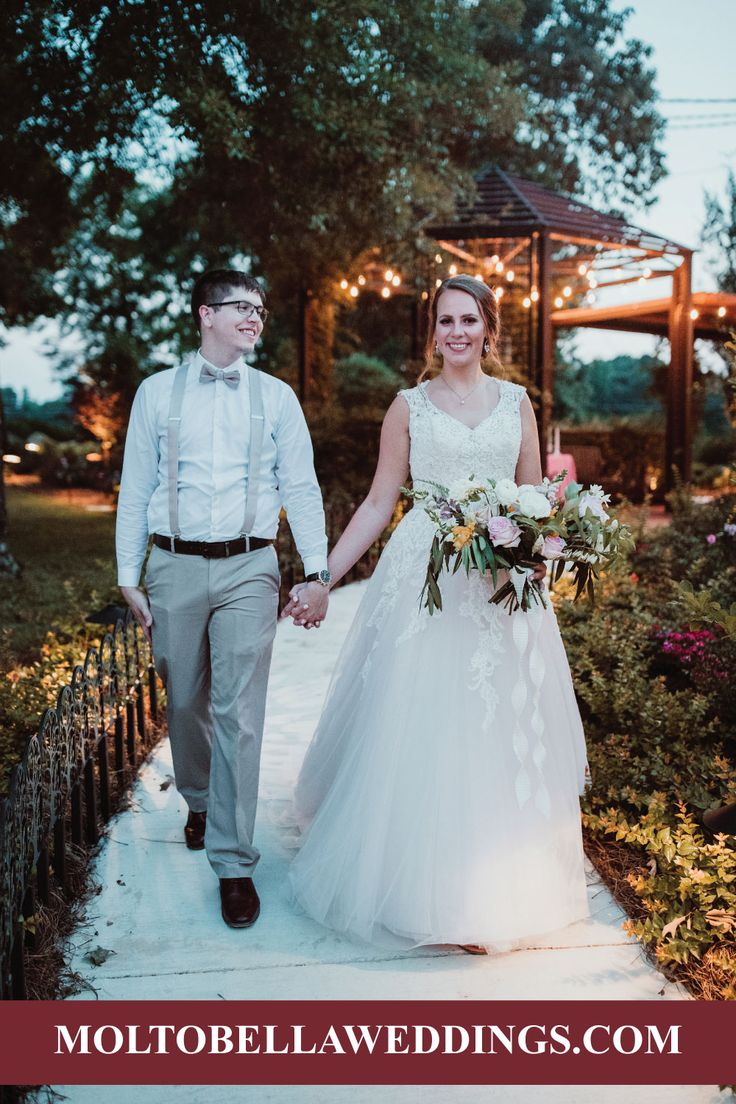 Indoor and Outdoor options for your special wedding day!
