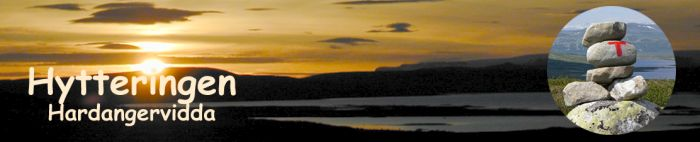 Bedriftene : Hytteringen Hardangervidda