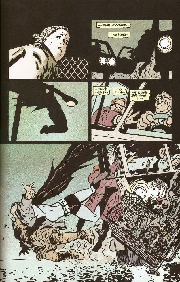 The 84 best mazzucchelli images on pinterest comics comic book david mazzucchelli on batman year one in 1986 amazing page fandeluxe Image collections