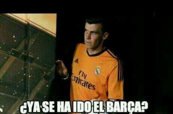 Los memes del madrid-barça no paran