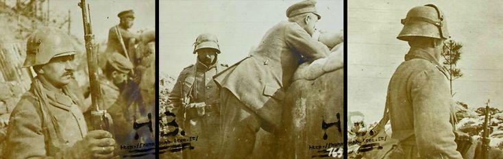Forum Eerste Wereldoorlog :: Bekijk onderwerp - Scherpschutters