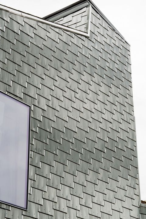 Aluminium Cladding Exterior : Best metal cladding help for the first time home