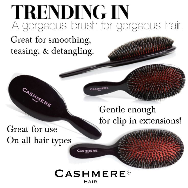 201 best hair extensions images on pinterest blondes beauty especially for clip in extensions cashmere hair brush the best cashmere hair clip in extensions as seen on abcs shark tank http pmusecretfo Images