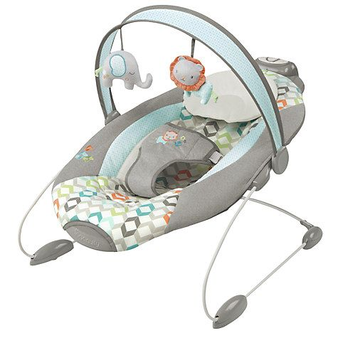 Buy Ingenuity Candler SmartBounce Automatic Bouncer Online at johnlewis.com