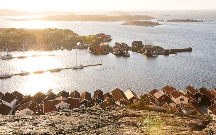 Sweden's west coast: Lobster season