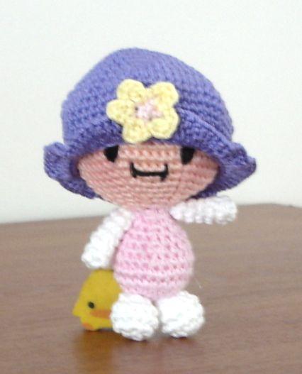 Free Amigurumi Hat Patterns : 1000+ images about Crochet: Amigurumi #8: Dolls & Bugs on ...