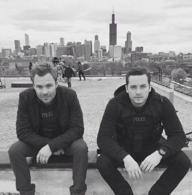 Ruzek & Halstead. Chicago PD.