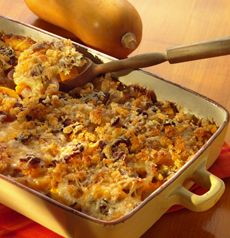 Butternut Squash Gratin  This May Become One Of Your Favorite Butternut Squash RecipesDelicious Autumn, Capricious Yogi, Squashes Gratin, Butternut Squashes, Cheddar Cheese, Autumn Dinner, Boxes Stuffed, Absolute Delicious, Gluten Free Breads