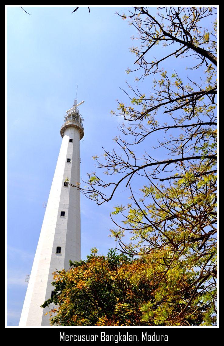 Bangkalan Lighthouse, Madura, Indonesia