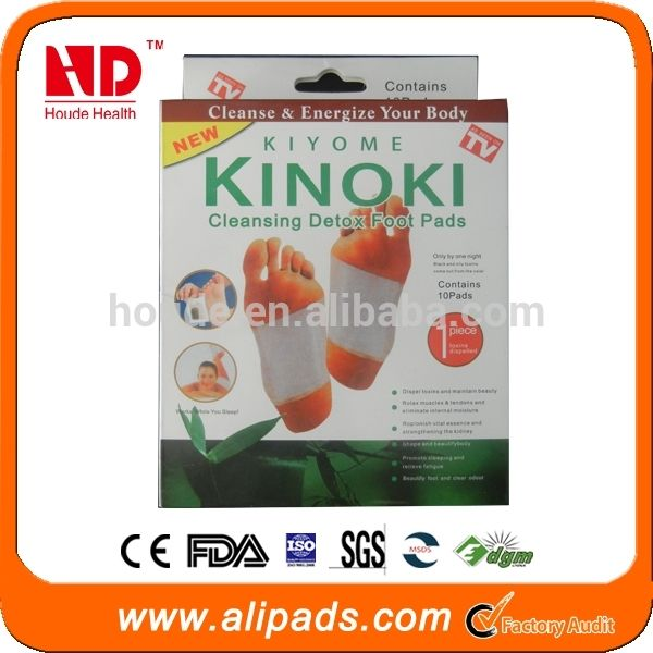 """Sold one million ! high quality KINOKI detox foot pads(CE,FDA.ISO approved)"""