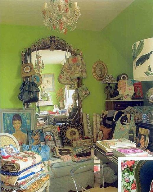 dantellerle bohem tarz kumaşlı yatak odası ev modası bohem dekorasyon modeli örneği - Kadın Moda