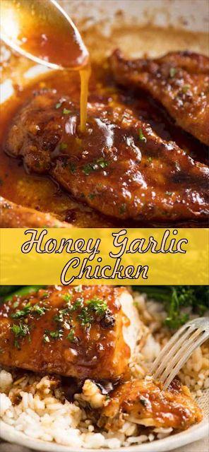 Honey Garlic Chicken | Floats CO #chicken #chicken…