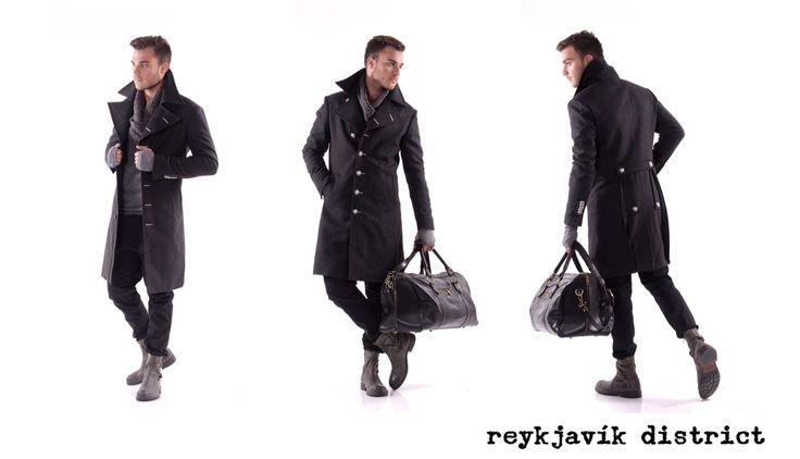 Connery wool cashmere black https://www.facebook.com/reykjavikdistrict?ref=hl