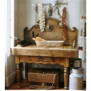 French Country Living - Traditional Home Decorating - Polyvore