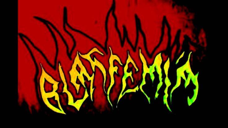 Blasfemia - Dioses/humanos y bestias