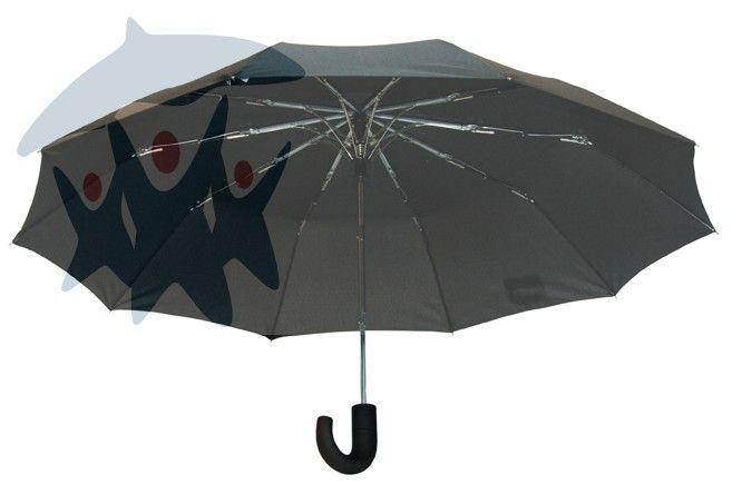Męski, składany parasol Benedykt firmy Kulik ParasoleDlaCiebie.pl