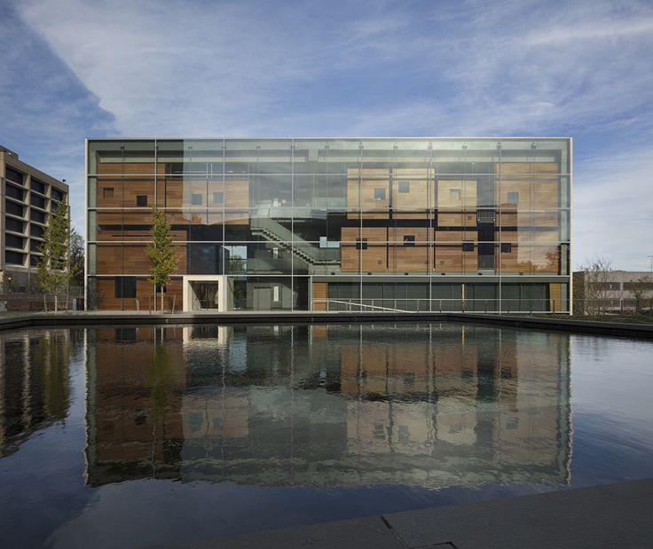 Gallery of Lewis Arts complex / Steven Holl Architects - 1