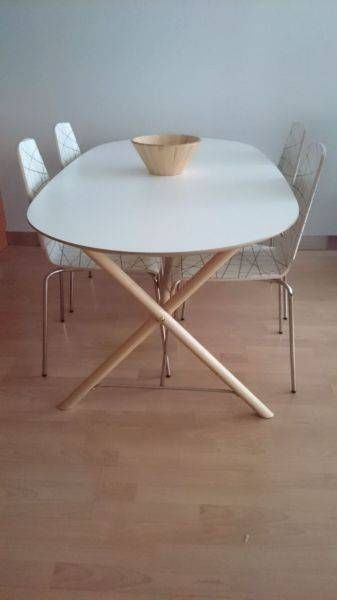 IKEA Dalshult Dining Setting