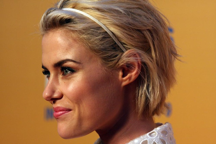 Rachael Taylor wearing Lash Republic