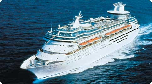 Sovereign of the Seas.  My very first cruise in 2000