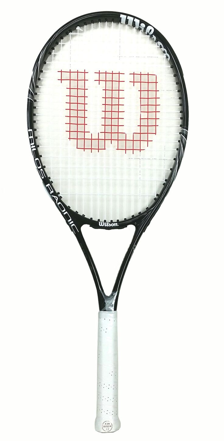 Wilson Milos Raonic 100 Tennis Racquet Grip Size 4 3/8