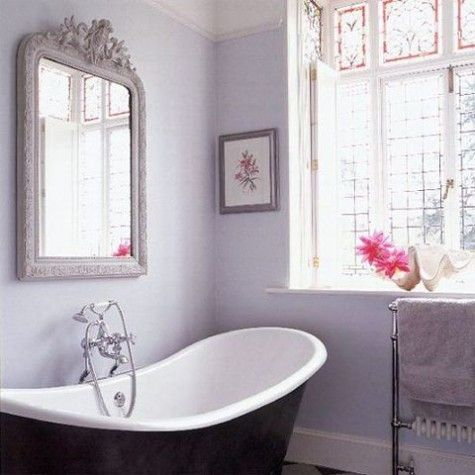 ComfyDwelling.com » Blog Archive » 70 Subtle And Refined Feminine Bathroom  Decor Ideas. Lavender ...