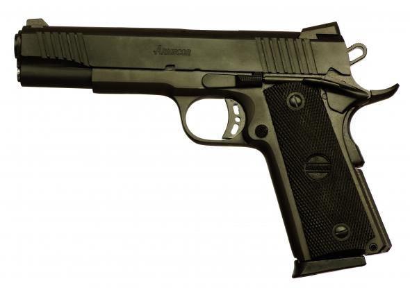 Rock Island Armory 1911 Tactical .45 8 Round