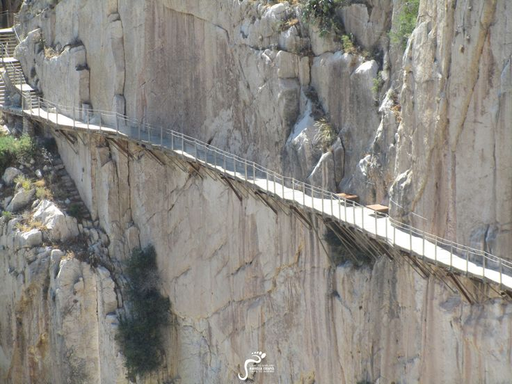 The World's scariest benches?  Experience the Caminito del Rey with Marbella Escapes.  http://marbellaescapes.com/tours/caminito-del-rey/  #caminitodelrey #marbellaescapes #benches