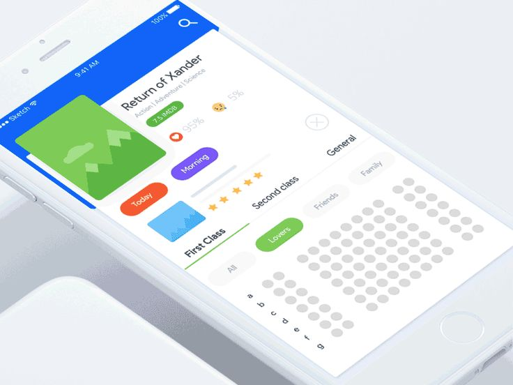 UI Interactions of the week #58
