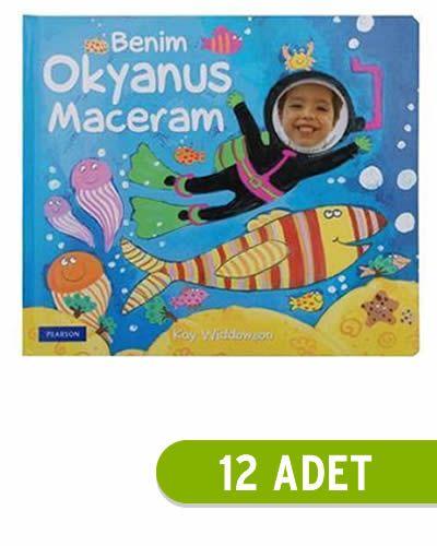 Benim Okyanus Maceram - 12 ADET - 127.78 TL + KDV