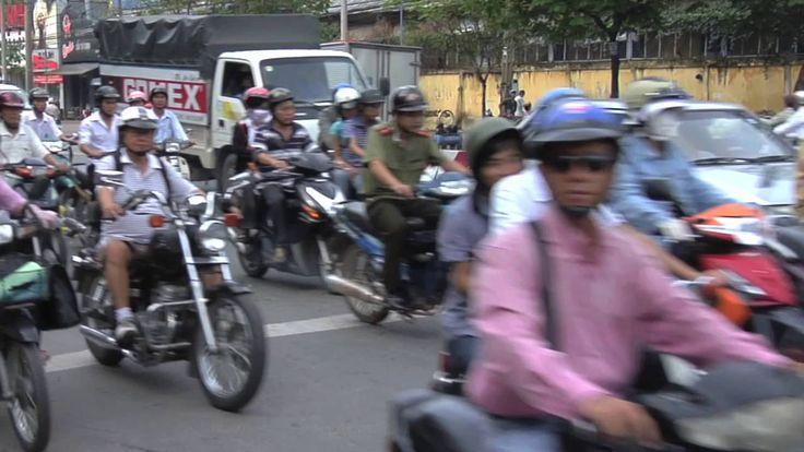 London/England [ Saigon/Vietnam, Ho Chi Minh City] to Singapore by train...