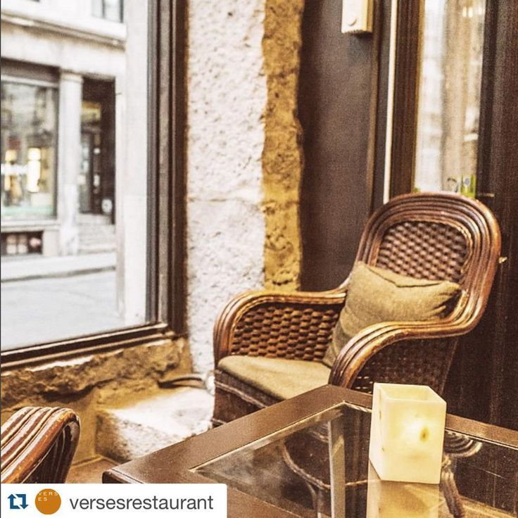 This great square wax candle holder is yet an other kgb decor product @versesrestaurant . You can find these products on our website. #montreal #VieuxPort #oldport #led #cordlesslamp