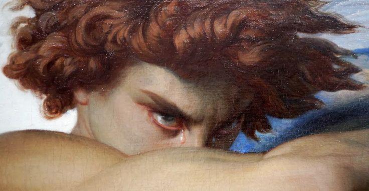 "shylocks: "" Fallen Angel, Alexandre Cabanel, 1868 / Mad Max: Fury Road (2015) """